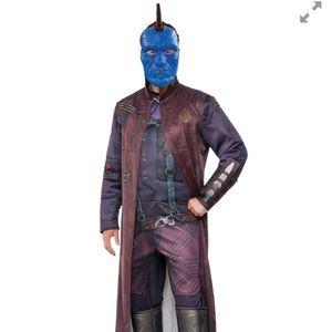 Men's GUARDIANS OF THE GALAXY YONDU COSTUME